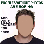 Image recommending members add Health Passions profile photos